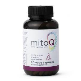 MitoQ 5mg - 60 Capsules