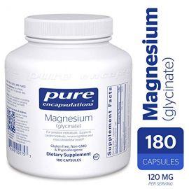 Magnesium (glycinate) | 180 Capsules