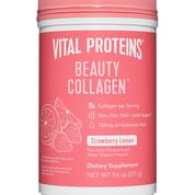 Beauty Collagen - Strawberry Lemon | 9.6oz
