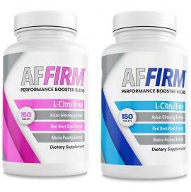 AFFIRM FOR HIM AND HER I 2 BOTTLES I L-Citrulline Dietary Supplement 750mg